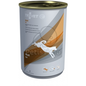 Trovet Maintenance Extra Food Adult konzerv (MXF) 18 x 400 g