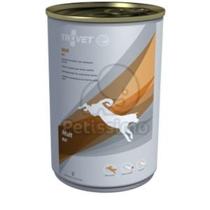 Trovet Maintenance Extra Food Adult konzerv (MXF) 6 x 400 g