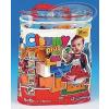 Clemmy Plus 30 Soft Blocks tárolóval 148790