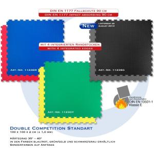 SportMat Puzzle Karate szőnyeg - Standard