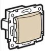 Valena keresztkapcsoló (250V~/10AX) elefántcsont