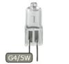 Halogén izzó G4/5W (12V AC, 2.000h) -Kanlux villanyszerelés