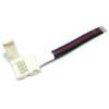 GTLED forrasztásmentes betáp RGB LED szalaghoz