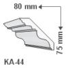 KA-44 - Beltéri holker díszléc