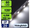 LED szalag beltéri (3528-060-FN) - fehér (hideg) világítás
