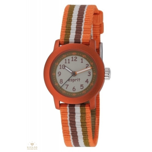Esprit Beach Stripes Orange gyerek óra - ES106414015