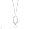 Silvertrends ezüst nyakék - ST853