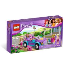 LEGO Friends - Stephanie nyitott tetejű autója 3183 lego