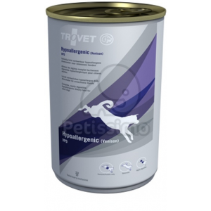 Trovet Hypoallergenic Venison Konzerv (VPD) 400 g