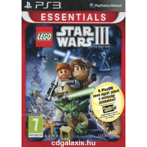 LEGO Lego Star Wars 3: The Clone Wars