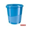 ESSELTE Papírkosár, 14 liter, ESSELTE Europost, Vivida kék