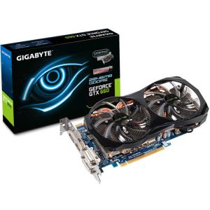 Gigabyte Videókártya PCI-Ex16x nVIDIA GTX 660 2GB DDR5 OC