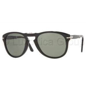 Persol PO0714 95/31 BLACK CRYSTAL GREEN napszemüveg