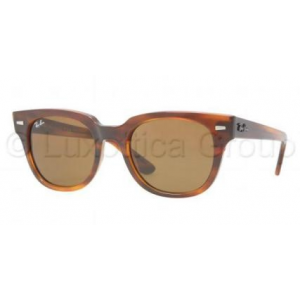 Ray-Ban RB4168 820 STRIPED HAVANA CRYSTAL BROWN METEOR napszemüveg