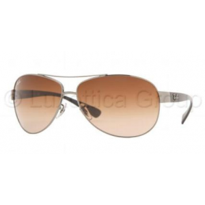 Ray-Ban RB3386 004/13 GUNMETAL BROWN GRADIENT napszemüveg