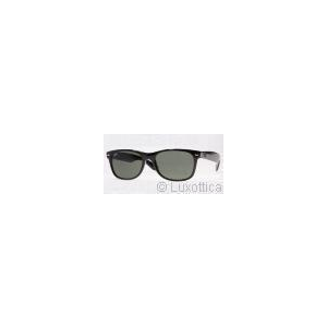 Ray-Ban RB2132 901L BLACK CRYSTAL GREEN NEW WAYFARER napszemüveg