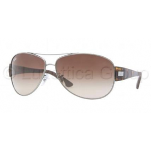 Ray-Ban RB3467 004/13 GUNMETAL BROWN GRADIENT napszemüveg