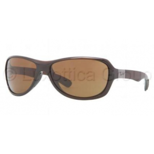 Ray-Ban RB4189 714/73 SHINY BROWN BROWN napszemüveg