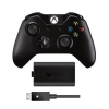 Microsoft Xbox One Wireless Controller + Play & Charge Kit, Black