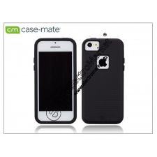 CASE-MATE Apple iPhone 5C hátlap - Case-Mate Tough - black tok és táska