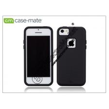 CASE-MATE Apple iPhone 5C hátlap - Case-Mate Tough - black tok és táska