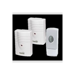 Home DB 128 vezeték nélküli csengõ (2db beltéri egység)