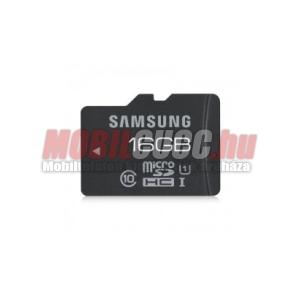 Samsung 16GB microSDHC memóriakártya,C10