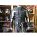 Roleff RO 10003 Fekete-ezüst motoros kabát protektorral 2013