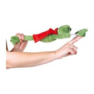 Repülő Superbéka plüss gyermek ajándék.