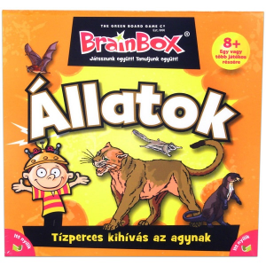 Alex BrainBox: Állatok