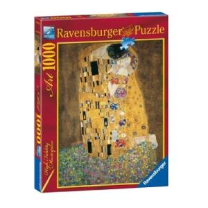 Ravensburger A csók puzzle, 1000 darabos