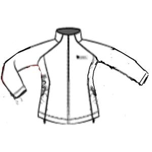 Női softshell kabát 27091