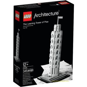 LEGO Architecture - A pisai ferde torony 21015