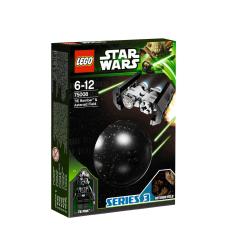 LEGO Star Wars - TIE Bombázó és egy Aszteroida mező 75008 lego