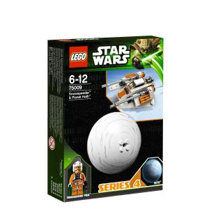 LEGO Star Wars - Snowspeeder és Hoth bolygó 75009
