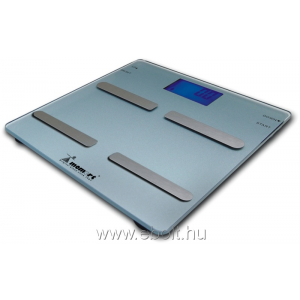Momert 5863 többfunkciós, elektronikus üvegmérleg