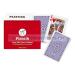 Piatnik 100% Plasztik Póker kártya 2*55 lapos