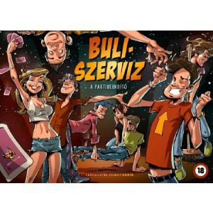 Meglepkék Buliszerviz