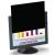 3M Monitorszűrő, betekintésvédelemmel, 22,0