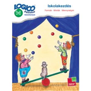 Tessloff Logico Piccolo feladatkártyák - Iskolakezdés: Formák - Minták - Mennyiségek