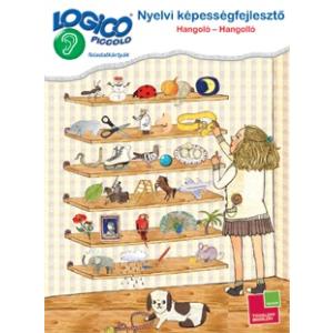 Tessloff Logico Piccolo feladatkártyák - Nyelvi képességfejlesztő: Hangoló - hangolló