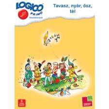 Tessloff Logico Primo feladatkártyák - Tavasz, nyár, ősz, tél oktatójáték