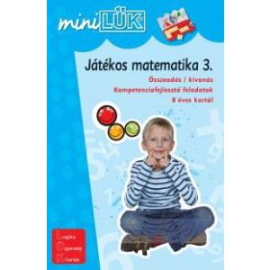 LÜK Játékos matematika 3.