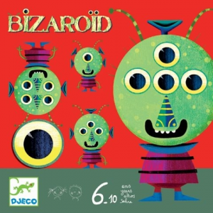 DJECO Bizaroid-kártyajáték