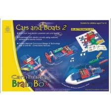 Brainbox elektronikai Autók és hajók készlet elektronikus játék