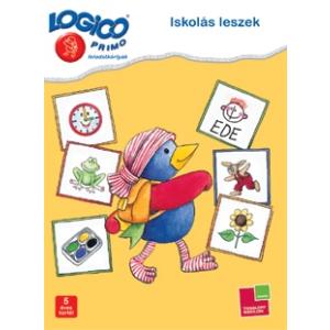 Tessloff Logico Primo feladatkártyák - Iskolás leszek