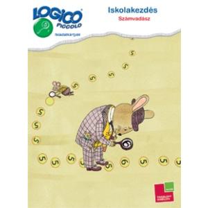 Tessloff Logico Piccolo feladatkártyák - Iskolakezdés: Számvadász