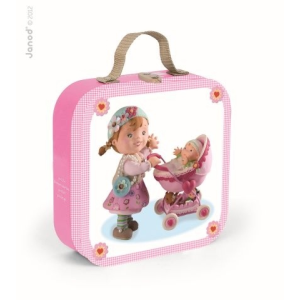 JANOD 4 Puzzle egy dobozban - Lilou babázik