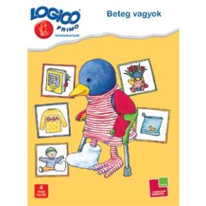 Tessloff Logico Primo feladatkártyák - Beteg vagyok