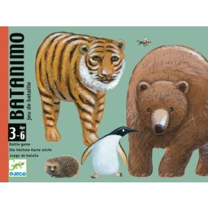 DJECO Batanimo-kártyajáték kicsiknek